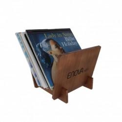 Enova hifi VINYL RANGE 25 WOOD - VR 25 WD - Support Vinyle 25 LP - Finition Bois