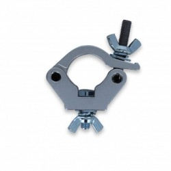 J.Collyns CAP 50-500S - Crochet 48-51mm Charge Max 500 kg - Finition Silver