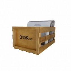 Enova hifi VBS 120 WD - Caisse Stockage 120 LP - Finition Bois
