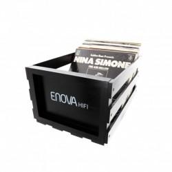 Enova hifi VBS 120 BL - Caisse Stockage 120 LPA - Finition Noire