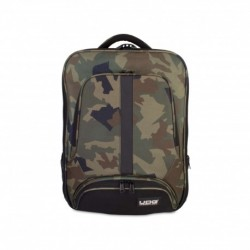 Udg U 9108 BC-OR - UDG Ultimate Backpack Slim Black Camo Orange Inside