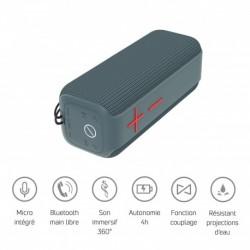 Power Acoustics GETONE 40 - Enceinte Nomade Bluetooth Compacte