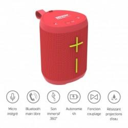Power Acoustics GETONE 20 - Enceinte Nomade Bluetooth Compacte