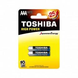 Toshiba LR03GCP BP-2CN - Piles LR03 - Pack de 2