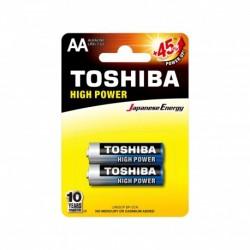 Toshiba LR6GCP BP-2CN - Piles LR6 - Pack de 2