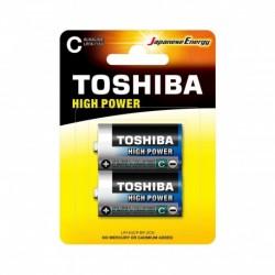 Toshiba LR14GCP BP-2CN - Piles LR14 - Pack de 2