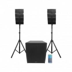 Power Acoustics IMPACT ARRAY 818 - Système son 800W