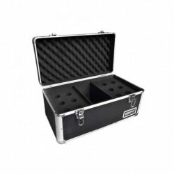 Power Acoustics FL MIC 12BL - Valise pour rangement 12 micros
