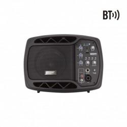 Power Acoustics PA 205 - Enceinte amplifiée portable