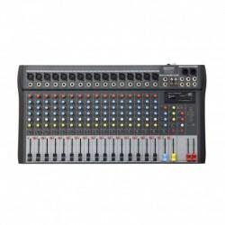 Power Acoustics MX20 USB V2 - Mixeur USB