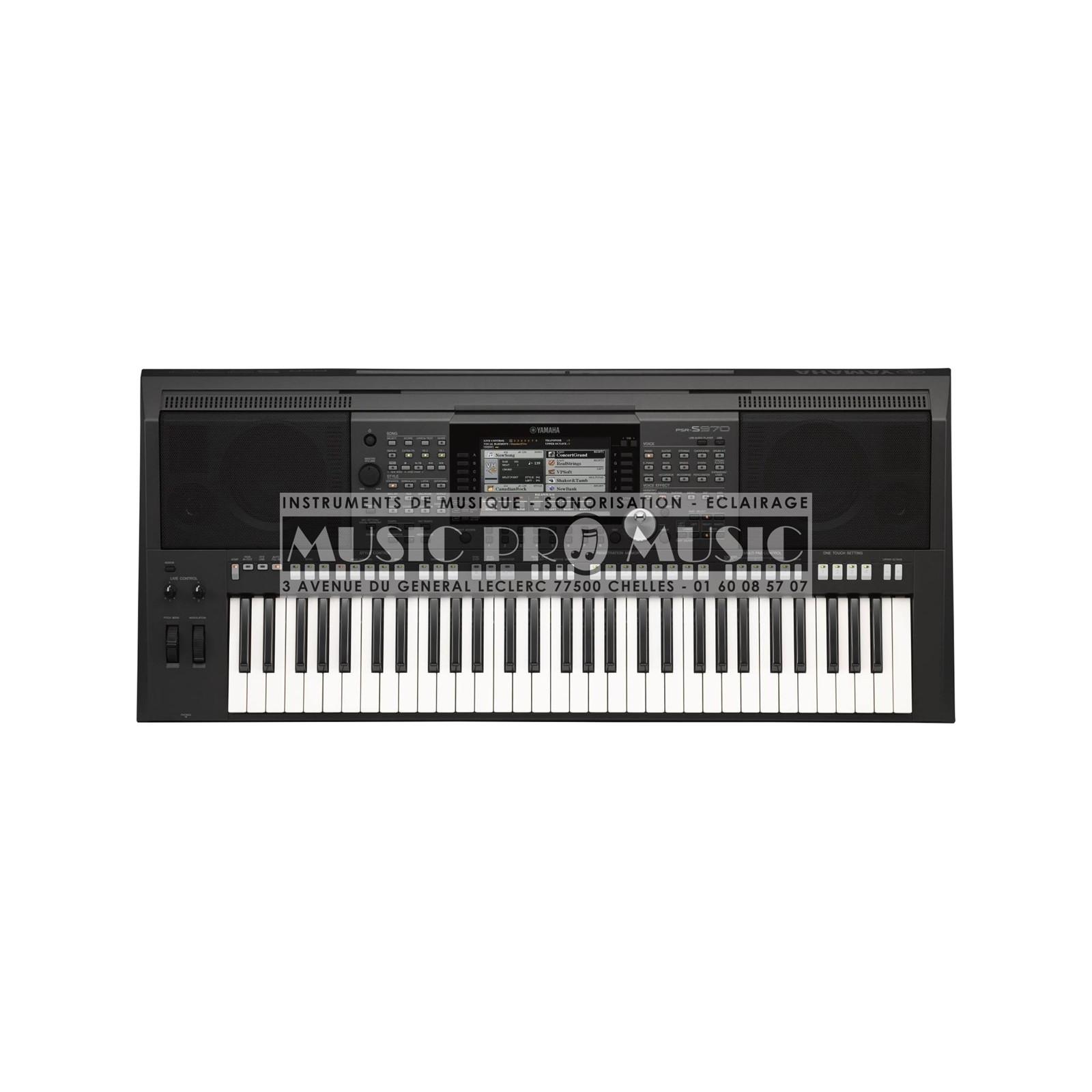 yamaha psrs970 clavier arrangeur 61 notes. Black Bedroom Furniture Sets. Home Design Ideas