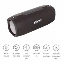 Power Acoustics GETONE 50 - Enceinte nomade Bluetooth