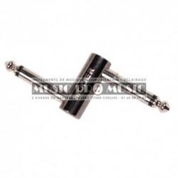 Mooer PC-Z - Connecteurs en Z Jack 6,35mm mâle mono - Jack 6,35mm mâle mono
