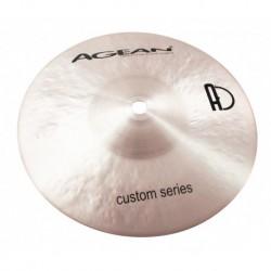 "Agean Cymbals CU08SP - Splash 8"" Custom"