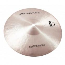 "Agean Cymbals CU10SP - Splash 10"" Custom"