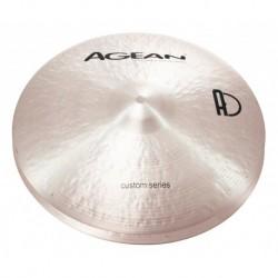 "Agean Cymbals CU14HH - Hi Hat 14"" Custom"