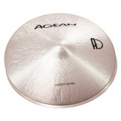"Agean Cymbals CU15HHJA - Hi Hat Jazz 15"" Custom"