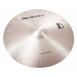 "Agean Cymbals CU18CRPT - Crash Paper Thin 18"" Custom"