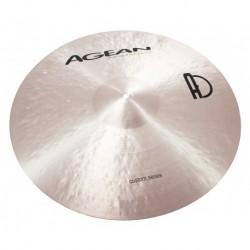 """Agean Cymbals CU19CRPT - Crash Paper Thin 19"""" Custom"""