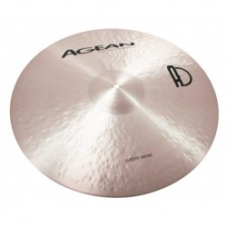 "Agean Cymbals CU20CRPT - Crash Paper Thin 20"" Custom"