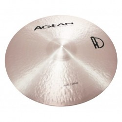 "Agean Cymbals CU20CRTH - Crash Thin 20"" Custom"