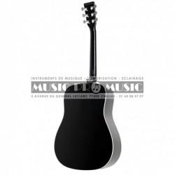 Tanglewood DBTDLXD-BK - Pack guitare acoustique noire