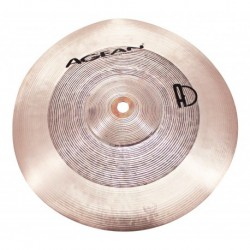 "Agean Cymbals EF10SPTR - Splash Trash 10"" Effects"