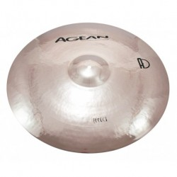 "Agean Cymbals EF22CRFL - Crash Flexible 22"" Effects"