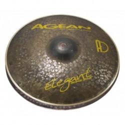 """Agean Cymbals EL14HH - Hi Hat 14"""" Elegant"""