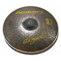 """Agean Cymbals EL15HH - Hi Hat 15"""" Elegant"""