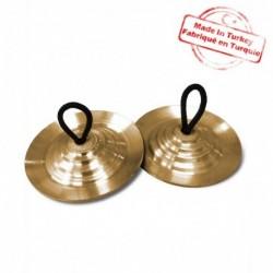 Agean Cymbals CRP - Crotales Turcs 58mm Bronze