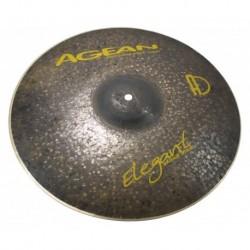 """Agean Cymbals EL16CRPT - Crash Paper Thin 16"""" Elegant"""