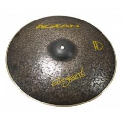 """Agean Cymbals EL18CRPT - Crash Paper Thin 18"""" Elegant"""