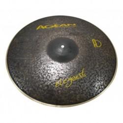 """Agean Cymbals EL20CRPT - Crash Paper Thin 20"""" Elegant"""
