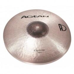 "Agean Cymbals EX14HHRO - Hi Hat Rock 14"" Extreme"