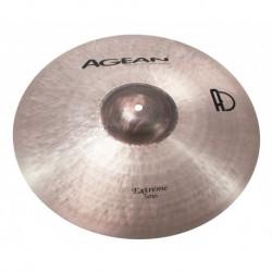 """Agean Cymbals EX16CRPT - Crash Paper Thin 16"""" Extreme"""