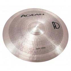 "Agean Cymbals KA20CRPT - Crash Paper Thin 20"" Karia"