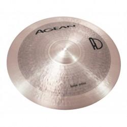 """Agean Cymbals KA20CRTH - Crash Thin 20"""" Karia"""