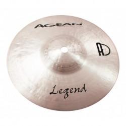 """Agean Cymbals LE08SP - Splash 8"""" Legend"""