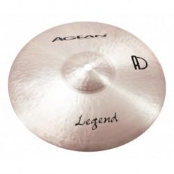 """Agean Cymbals LE10SP - Splash 10"""" Legend"""