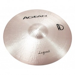 "Agean Cymbals LE16CRPT - Crash Paper Thin 16"" Legend"