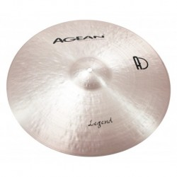 "Agean Cymbals LE18CRPT - Crash Paper Thin 18"" Legend"