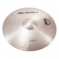 "Agean Cymbals LE19CRTH - Crash Thin 19"" Legend"