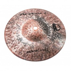 "Agean Cymbals NA08SP - Splash 8"" Natural"