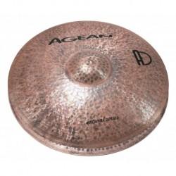"""Agean Cymbals NA14HH - Hi Hat 14"""" Natural"""