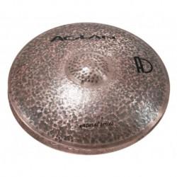 """Agean Cymbals NA14HHRO - Hi Hat Rock 14"""" Natural"""