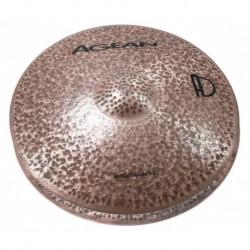 """Agean Cymbals NA15HHJA - Hi Hat Jazz 15"""" Natural"""
