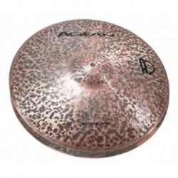 """Agean Cymbals NA16HHJA - Hi Hat Jazz 16"""" Natural"""