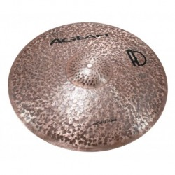 "Agean Cymbals NA19CRPT - Crash Paper Thin 19"" Natural"
