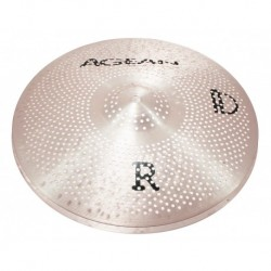 """Agean Cymbals RS14HH - Hi Hat 14"""" R Series - Silent Cymbal"""